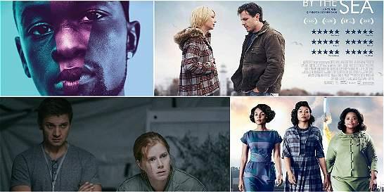 Conozca un poco más de las nominadas a mejor película en los Óscar