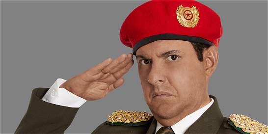 Andrés Parra asume el reto de encarnar a Hugo Chávez en la TV