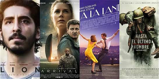¿Cuánto costó la producción de las nominadas al Óscar?