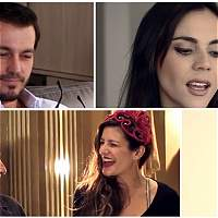 Estrellas de la TV se le miden a cantar la canción de 'La La Land'