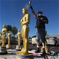 Todo listo para  los Premios Óscar