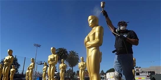 Todo listo para la entrega de los premios Óscar a lo mejor del cine