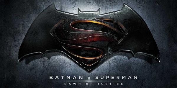 Logo de la película que enfrentó a Superman y a Batman