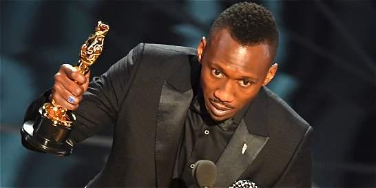 Mahershala Ali gana el Óscar a mejor actor de reparto