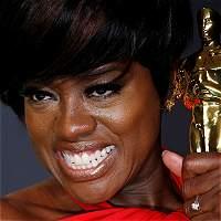 Viola Davis recibe el Óscar a mejor actriz de reparto