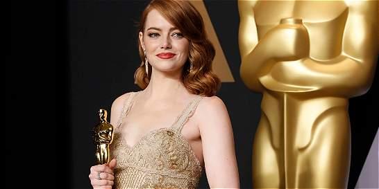 Emma Stone se consagra con el Óscar a mejor actriz por