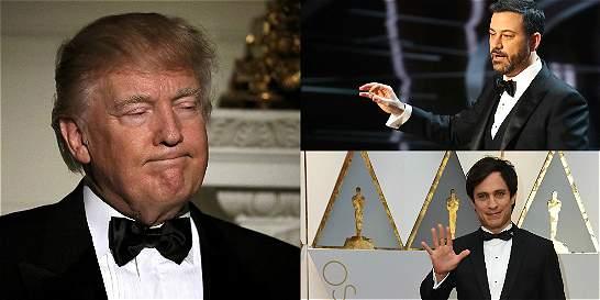 Estas fueron las críticas e ironías contra Trump en los Óscar