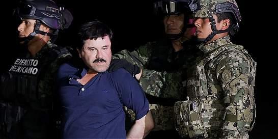 Sony prepara una película sobre el narco Joaquín 'el Chapo' Guzmán
