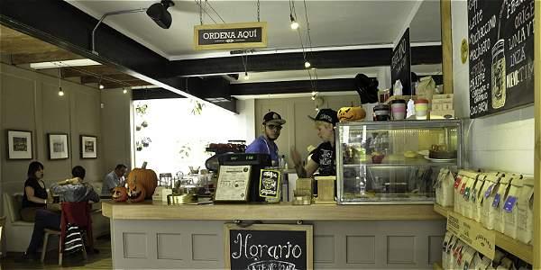 De la finca a la tienda de café