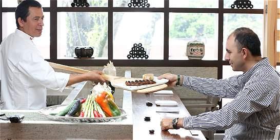 Toshiro Konishi, otra leyenda que abre restaurante en Colombia