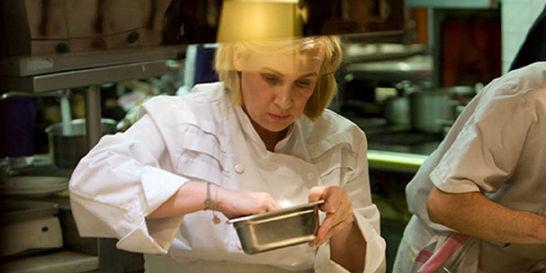 La mejor chef del mundo 'se cocinó' durante cuatro generaciones