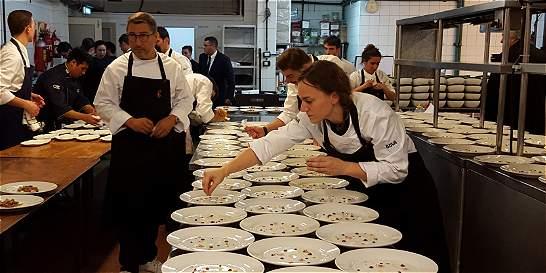 Choripán y Mate en menú de uno de los mejores cocineros del mundo