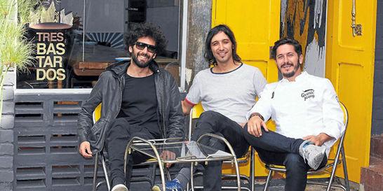 Tres Bastardos, tres cocinas diferentes en una sola mesa