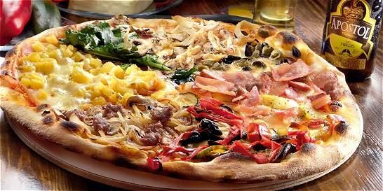 ¿En qué lugar venden la mejor pizza en Bogotá?