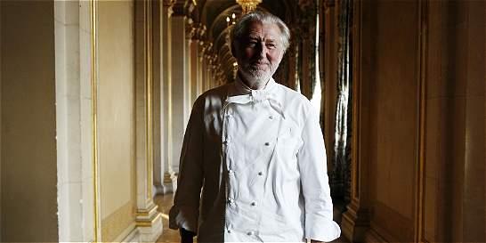 Gagnaire reemplaza al chef con más estrellas Michelin del mundo
