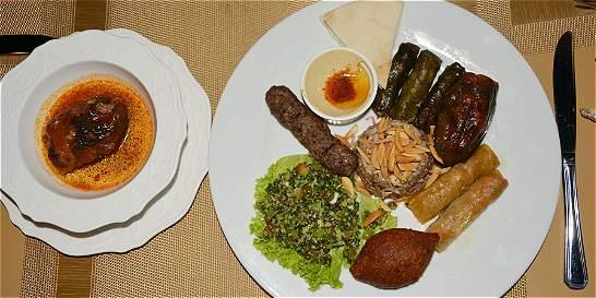Baalbeck, una cocina árabe de tradición en Montería