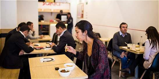 Sakia: oriental, casual, rápido y no tiene 'sushi'