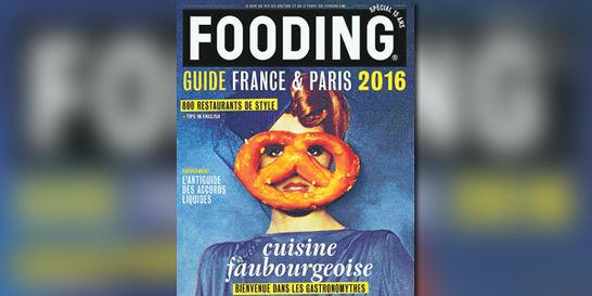 'Fooding', la cara más fresca de la cocina francesa