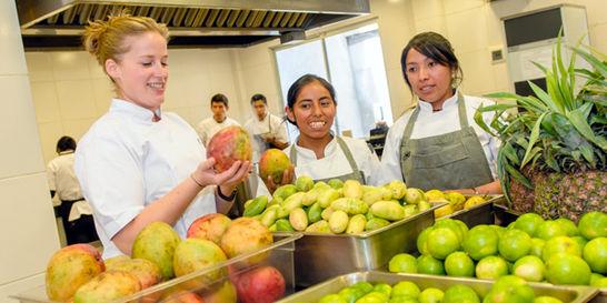 Kamilla Seidler: impulsando la alta cocina con ingredientes locales