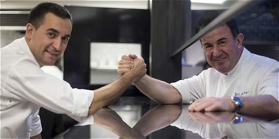 Más estrellas Michelin para Berasategui y España