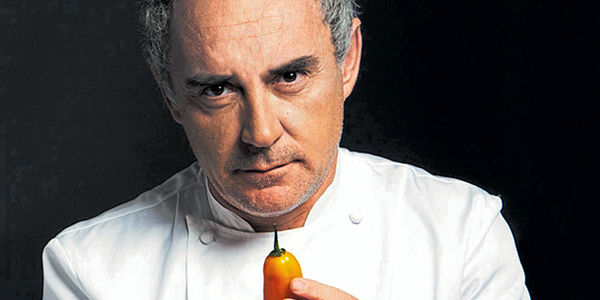 Ferr n adri presenta la ltima parte del cat logo de for Ferran adria platos