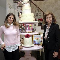 La pastelería Myriam Camhi celebra 35 años de tradicion