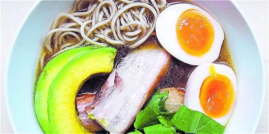Amen Ramen, receta de Oriente y el sabor local