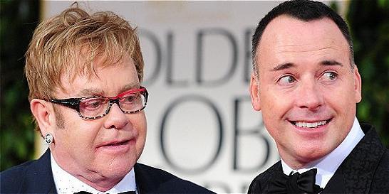 Elton John se casará en mayo