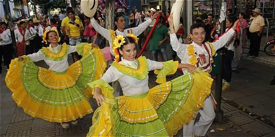 La alegría infinita del 'Sanjuanero' huilense