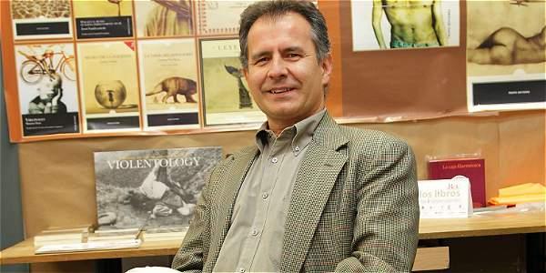 García es filósofo de la Universidad de los Andes.