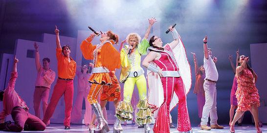 A cantar al ritmo de Mamma Mia!