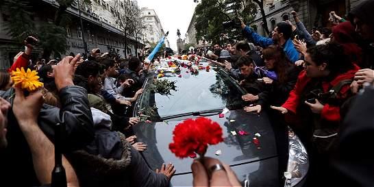 Buenos Aires, 'la ciudad de la furia', despidió a Gustavo Cerati