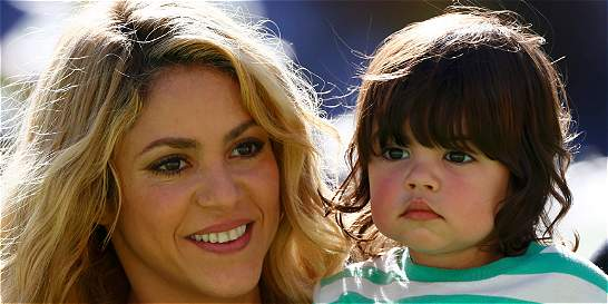 Será varón el segundo hijo de Shakira y Piqué