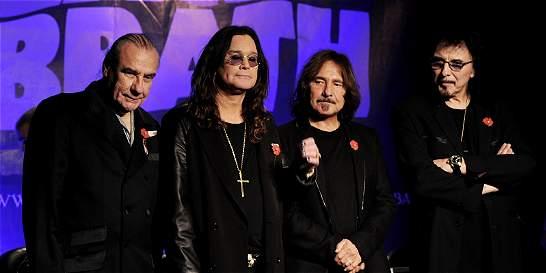 Black Sabbath grabará nuevo álbum en el 2015