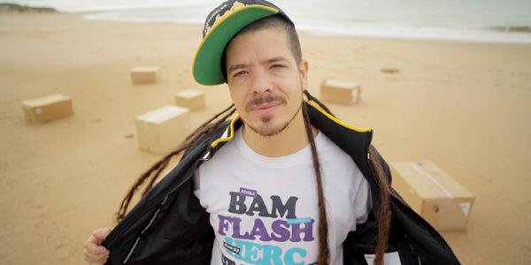El español Rapsusklei es uno de los artistas más destacados del  hip hop . 687f1e4f756