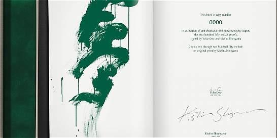 Publican libro con fotos inéditas de John Lennon y Yoko Ono
