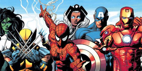 Marvel: 75 años del universo el cómic