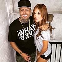 Modelo paisa Sara Uribe se gozó grabación de 'El Perdón' de Nicky Jam