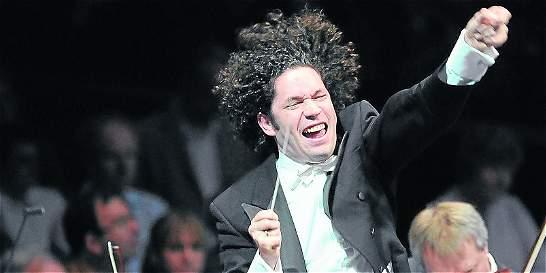 Gustavo Dudamel estará por primera vez la Ópera de Viena