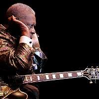 'El rey del blues' y su emoción se han ido
