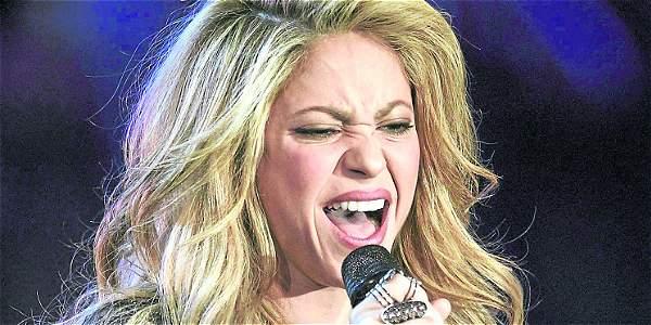 Shakira arremete contra el magnate Donald Trump