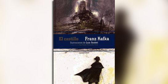 Lanzan nueva reedición de 'El castillo', de Franz Kafka