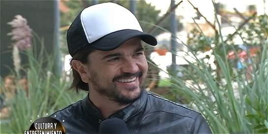Juanes aboga por un diálogo político en la crisis fronteriza