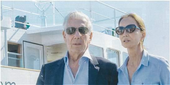 'Mario (Vargas Llosa) sabía muy bien en lo que se metía': Preysler