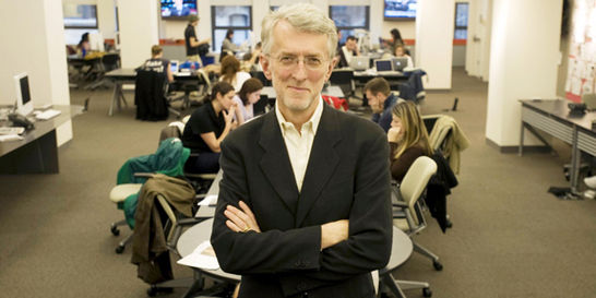 'Periodismo debe ayudar a la gente a mejorar sus vidas': Jeff Jarvis