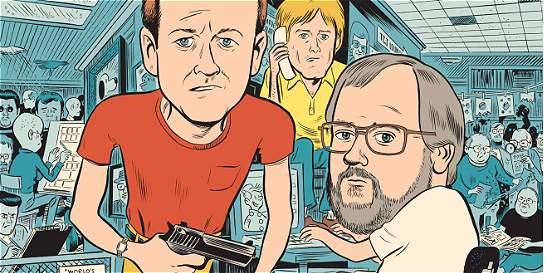 'Publicar viñetas ofensivas es obligación de los dibujantes': G. Groth
