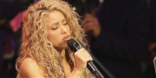 En video: así cantó Shakira en la Asamblea de las Naciones Unidas