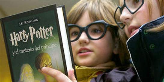 Escritora de 'Harry Potter' revela secretos de la saga