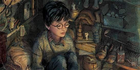 'Harry Potter y la piedra filosofal' regresa en una edición ilustrada