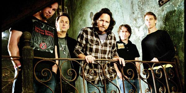 Pearl Jam en Colombia